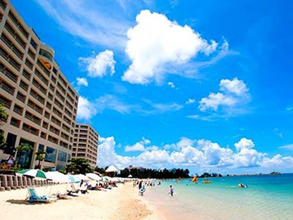 沖縄旅行・ツアー(航空券+ホテル)【楽天トラベル】リザン シーパークホテル谷茶ベイ