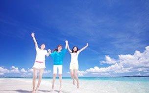 沖縄旅行・ツアー(航空券+ホテル)【楽天トラベル】 3月・4月の沖縄旅行におすすめの服装と持ち物