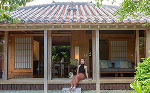 沖縄旅行・ツアー(航空券+ホテル)【楽天トラベル】 「島時間」に身を委ねて。星のや竹富島で暮らすように過ごす