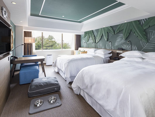 シェラトン・グランデ・トーキョーベイ・ホテル