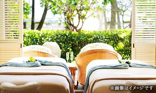 上質な癒やしを、沖縄屈指の素晴らしい空間で