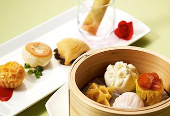 中国料理 香桃 ランチのおすすめ オーダーブッフェ