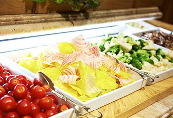 イタリア料理 スプレンディード ランチのおすすめ ランチブッフェ