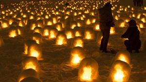 2016年冬季最受遊客歡迎的日本10大精選雪祭