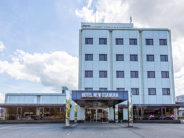OYO 44577 Hotel New Osamura