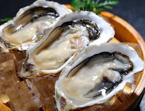おすすめブランド牡蠣「的矢かき」