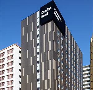 コンフォートホテル名古屋新幹線口