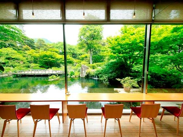湯坂温泉郷 ホテル賀茂川荘