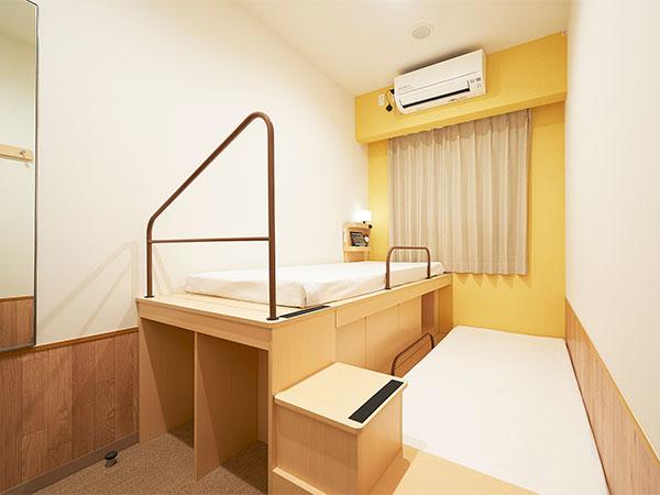 THE POCKET HOTEL(ザ・ポケットホテル)京都四条烏丸(2018年10月オープン)
