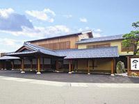 あわら温泉 伝統旅館のぬくもり 灰屋