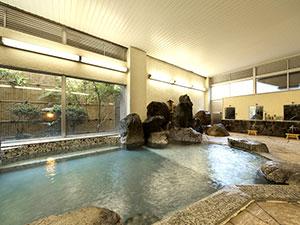 下呂温泉 観光ホテル湯本館