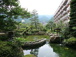 下呂温泉 望川館(ぼうせんかん)