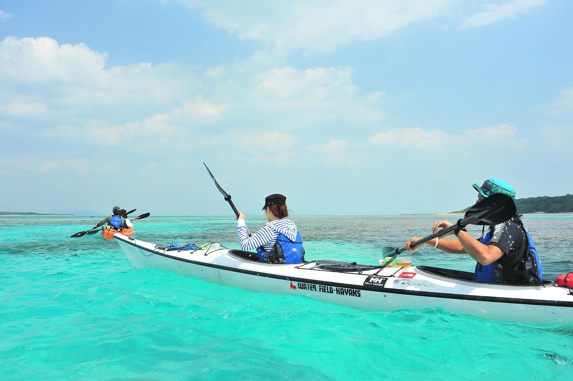 美ら海、美ら島を巡る旅