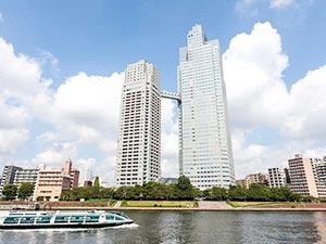 銀座クレストン(旧東京新阪急ホテル)