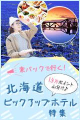 【航空券+宿】楽パックで行く!