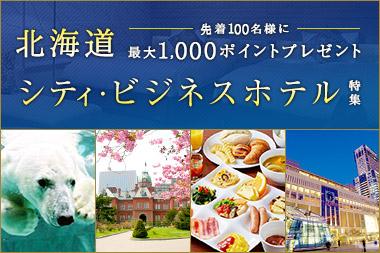 北海道 シティ・ビジネスホテル