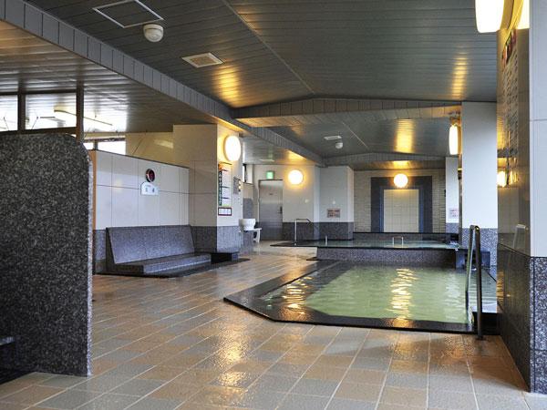 天然温泉ホテルパコ釧路