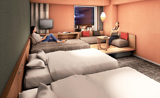 OMO7旭川の客室リニューアルを公開!
