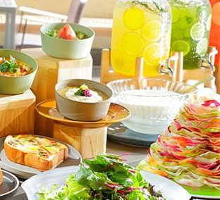 おもたび。(朝食付)~6種類から選べる朝食プラン~