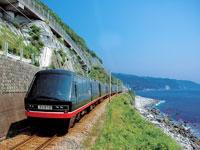 リゾート21「黒船電車」