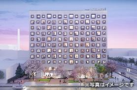 外観イメージ 東京ベイ新木場