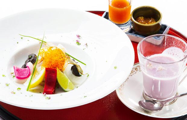 かんぽの宿「秋の料理フェア」