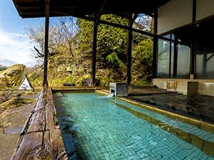 前鬼怒川 かご岩温泉旅館
