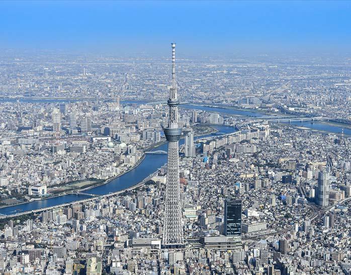 東京スカイツリー|©TOKYO-SKYTREE