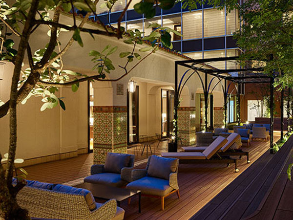 ホテル ザ セレスティン東京芝(旧セレスティンホテル)