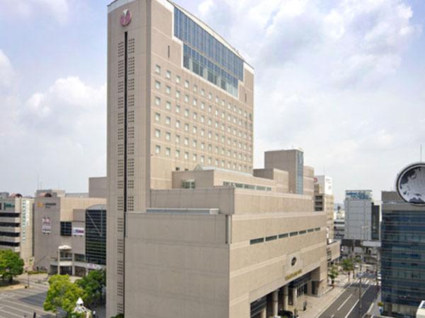 都ホテル 四日市(旧:四日市都ホテル)