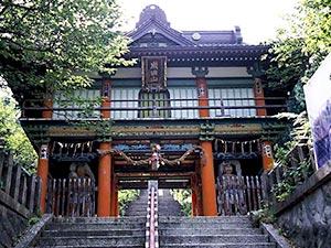 成田山 水上寺