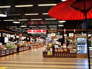 越後湯沢駅「がんぎどおり」