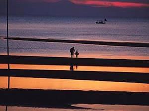 真玉(またま)海岸
