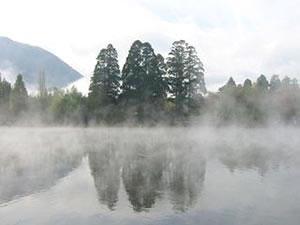 金鱗湖(きんりんこ)