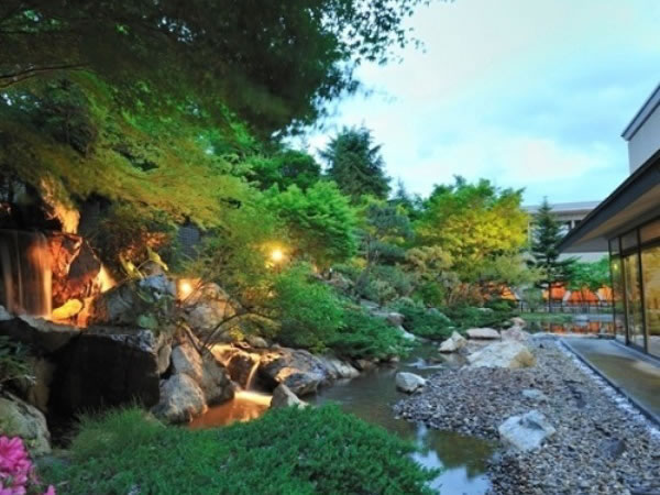 大湯温泉 ホテル鹿角