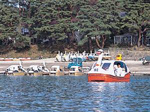田沢湖マリーン
