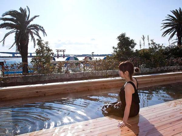 浜名湖弁天島温泉 ファミリーホテル開春楼