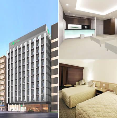 神戸三宮に、様々な用途にお使いいただけるビジネスホテル誕生