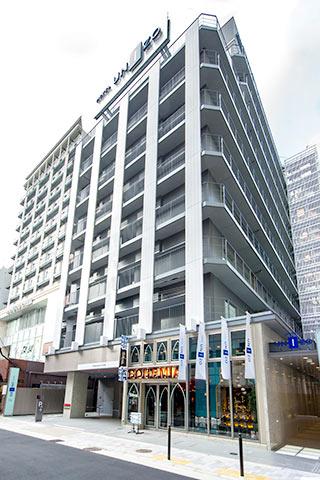 ホテルユニゾ大阪心斎橋(2018年1月5日オープン)