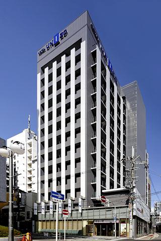 ホテルユニゾ大阪梅田(2018年4月3日オープン)
