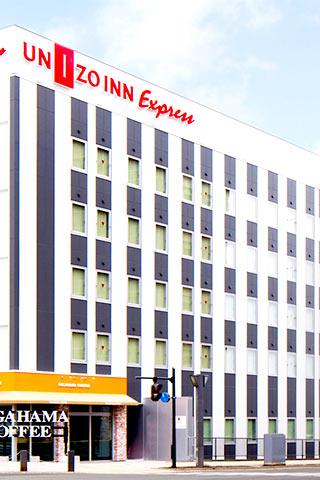 ユニゾインエクスプレス盛岡(2018年4月10日オープン)