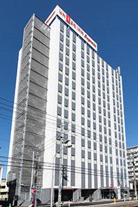 ユニゾインエクスプレス函館駅前(2019年12月9日オープン)