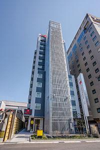 ユニゾインエクスプレス金沢駅前(2019年4月10日オープン)