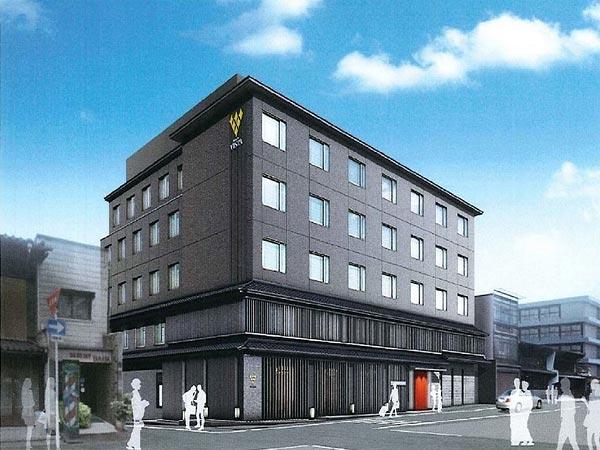 ホテルビスタプレミオ京都 和邸(2018年8月20日開業予定)