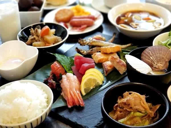 北海道産の豊かな食材を使用◆札幌[大通]