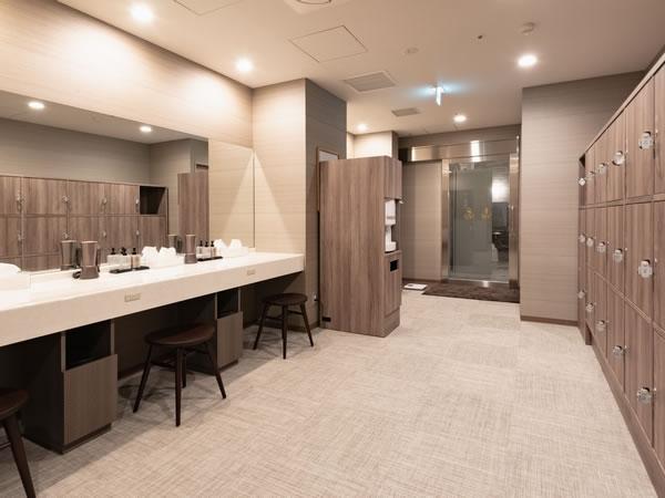 広々とした大浴場設備が好評◆金沢