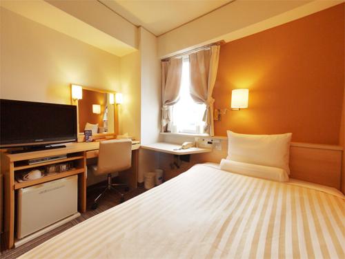 ホテルルートイン品川大井町の客室の写真