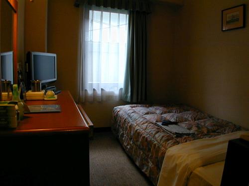 ウェルコイン淀屋橋の客室の写真