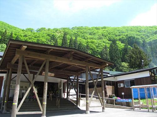 木漏れ日の湯 三ツ又温泉