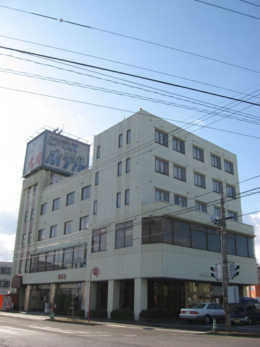 ビジネスホテル青山